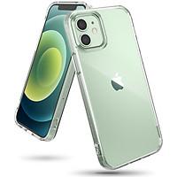 Ốp lưng chống sốc hàng hiệu Ringke Fusion cho iPhone 12 series - Hàng nhập khẩu