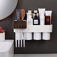 Kệ bàn chải dán tường , kệ nhà tắm , kệ gương phòng tắm, kệ để đồ nhà tắm, kệ treo bàn chải