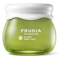 Kem Dưỡng Frudia Avocado Relief Cream Hỗ Trợ Da Chiết Xuất Trái Bơ (55g)