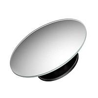 Bộ 2 gương chiếu hậu toàn cảnh cho ô tô Baseus Full-Vision Blind-Spot Car Miror - Hàng nhập khẩu.
