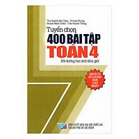 Tuyển Chọn 400 Bài Tập Toán Lớp 4