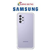 Ốp lưng Silicone Soft Clear Cover Samsung Galaxy A32 EF-QA325 - Hàng chính hãng