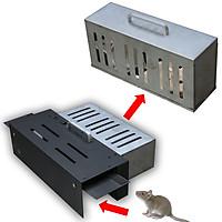 Máy bắt chuột thông minh 3A (2 cửa)