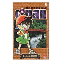 Thám Tử Lừng Danh Conan - Tập 5 (Tái Bản)