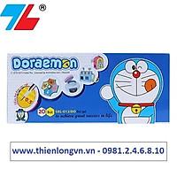 Hộp 20 cây bút gel 0.5mm Thiên Long Doraemon GEL-012/DO mực xanh