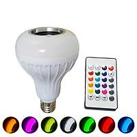 Đèn LED độc đáo kiêm loa  bluetooth
