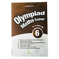 Sách: Olympiad Maths Trainer 6 (12 - 13 Years Old)