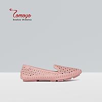 Giày Nữ Búp Bê TOMOYO Da Microfiber Siêu Nhẹ Siêu Thoáng TMW21408