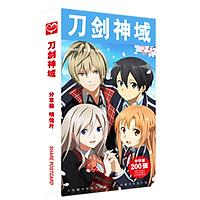 Postcard Anime Sword Art Online hộp 340 tờ