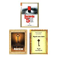 Combo Luật Hấp Dẫn: Người Nam Châm - Bí Mật Của Luật Hấp Dẫn (Tái Bản) + Luật Hấp Dẫn - 5 Bước Thực Hành (Tái Bản) + Luật Hấp Dẫn Bí Mật Tối Cao (Tái Bản) - Tặng kèm Bookmark Phương Đông Books