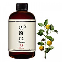 Nước Gội Hỗ Trợ Tóc Mọc Nhanh Từ Cam YUAN Citrus Shampoo-Balancing 250ml