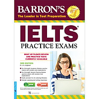 Barron's_IELTS Practice Exams 3rd Edition (Tặng Kèm CD)