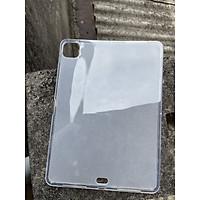 Ốp silicon cho iPad Pro M1 12.9 inch 2021 - Silicon dẻo nhám chống bám vân tay