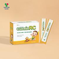 [CHÍNH HÃNG] Vietlife Curmin RC 30 GÓI Hỗ trợ giảm nguy cơ viêm loét dạ dày - tá tràng, hỗ trợ tăng cường cho trẻ em