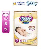Tã Quần Bobby Extra Soft Dry Size S70/M64/L52