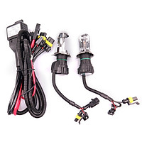 2pcs 55W H4 HID Bi-Xenon HI/LOW Headlight Bulbs Conversion KIT 3000-12000K Kit