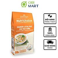 Gạo Hoa Xuân Hữu Cơ & Hạt Đậu Dinh Dưỡng NutriChoice Cao Cấp Gói 500G