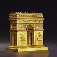 Mô hình thép 3D tự ráp Arc de Triomphe
