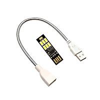 Combo Đèn LED USB Sử Dụng Cảm Biến Chạm(Touch Sensor) Điều Chỉnh Ánh Sáng Và Cáp USB Nối Dài