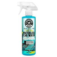 Dung dịch rửa xe khô (xịt - lau - sạch - bóng) dùng chăm sóc ô tô thương hiệu Chemical Guys SWIFT WIPE COMPLETE WATERLESS CAR WASH EASY SPRAY & WIPE FORMULA 16oz (473ml)
