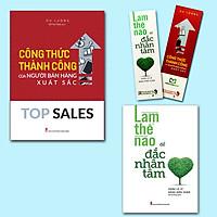 ComBo 2 Cuốn: Làm Thế Nào Để Đắc Nhân Tâm + Top Sale-Công Thức Thành Công Của Người Bán Hàng Xuất Sắc