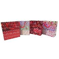 Túi quà cớ vừa màu đỏ/bạc Uncle Bills XB1037 (Giao ngẫu nhiên)