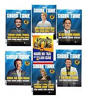 Combo trọn bộ 6 quyển America Shark Tank ( Bí quyết kinh doanh Shark mark Cuban+ bùng nổ bán hàng  Shark Robert Hrejavec + Cách biến 1000usd thành doanh nghiệp triệu đô+  Cách biến ý triệu đô thành hiện thực+ Rèn luyện ý chí chiến thắng+ Thành công trong kinh doanh và cuộc sống+ Người do thái dạy con làm giàu)