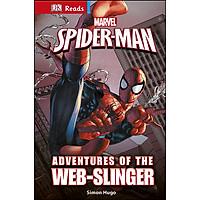 DK Reads: Marvel's Spider-Man Adventures of the Web-Slinger