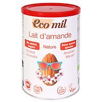 Bột Hạnh Nhân Almond Không Thêm Đường Hữu Cơ Ecomil (400g)