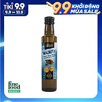 Dầu Óc Chó ép Lạnh Walnut Oil Press Purity Chai 250ml - Nhập khẩu Úc