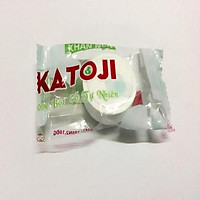 Combo 50 viên Khăn giấy nén Katoji cao cấp dạng viên kẹo rời