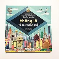 Sách - Cuốn sách khổng lồ về các thành phố