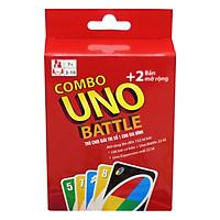 Bộ Bài Uno Đại Chiến Đầy Đủ Và 2 Bản...