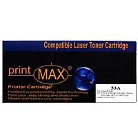 Hộp mực PrintMax dành cho máy in HP mã 53A  - Hàng Chính Hãng