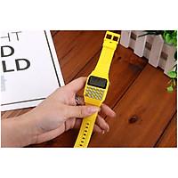Đồng hồ điện tử trẻ em Sports KK - 907 có chức năng xem giờ và máy tính ZO76 Tiện ích