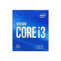 CPU Intel Core i3 10100F / 6MB / 3.6GHZ / 4 nhân 8 luồng - Hàng Chính Hãng