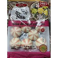 [Chỉ giao HCM] Bánh Bao Đậu Đỏ Nước Cốt Dừa 300g