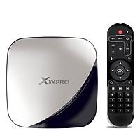 X88 PRO Smart Android 9.0 TV Box Rockchip RK3318 Quad Core 64 Bit UHD 4K VP9 H.265 2GB / 16GB 2.4G / 5G WiFi HD Media