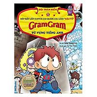 Gram Gram - Đội Thám Hiểm Từ Vựng Tiếng Anh - Tập 5 Hậu Tố(Tặng kèm Booksmark)