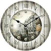 Đồng hồ treo tường phong cách cổ MS 42