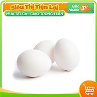 [Chỉ giao HCM] - Trứng vịt sạch loại 1 size lớn (hộp 10 quả) - được bán bởi TikiNGON - Giao nhanh 3H