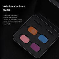 (4 Pack) Slim Multi Coated ND4 ND8 ND16 ND32 ND Neutral Density Lens Filter Set Combo Fit for DJI Mavic Mini Mavic Mini 2 Accessories