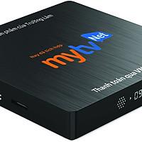 Android TV Box MyTV Net 1 Màu Đen 4K 2GB RAM - CHÍNH HÃNG