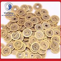 Đồng Tiền Xu Phong Thủy Âm Dương