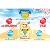 Sữa Meiji Infant Formula EZcube 432g (0 - 1 tuổi) - Mẫu mới
