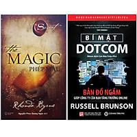 Combo sách The magic phép màu + Bí mật Dotcom