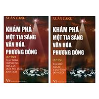 Combo Khám Phá Một Tia Sáng Văn Hóa Phương Đông (Bộ 2 Cuốn)