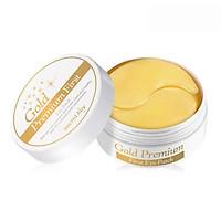 Hộp 60 miếng mặt nạ dưỡng da vùng mắt Secret Key Gold Premium First Eye Patch 60pcs
