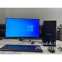Bộ máy tính để bàn Dell Optiplex Core i5 3470, Ram 8gb, SSD 120GB Và Màn hình máy tính Dell 21.5 inch - Hàng Nhập Khẩu