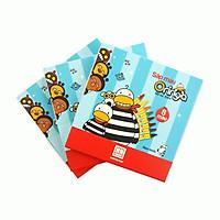 Sáp màu Hồng Hà Oringa 8 màu 8104 (10 hộp)